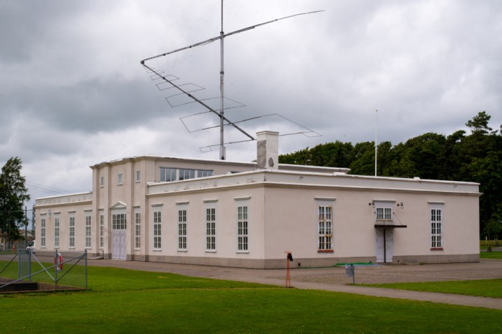 Grimeton Radio Station- Sweden - external building