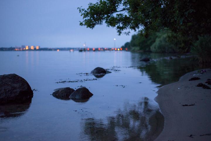 Sunset Fjord - Denmark