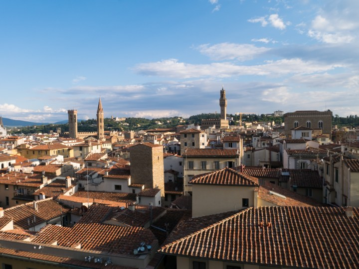 Florence - Firenze - Italy - view from the Duomo