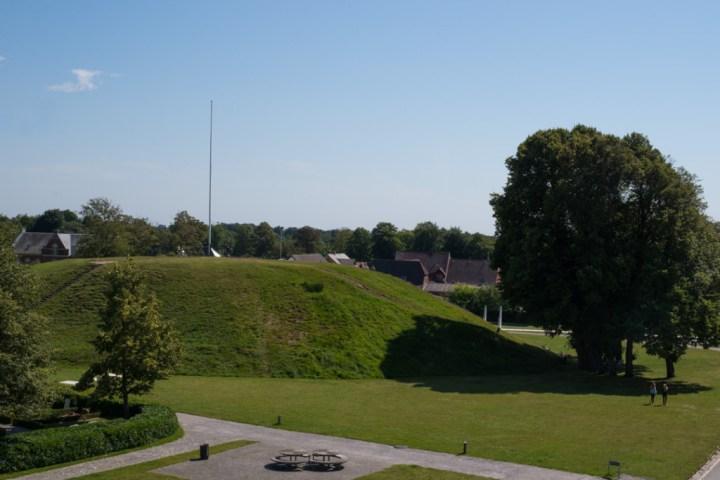 Jelling stones - Danemark - second mount