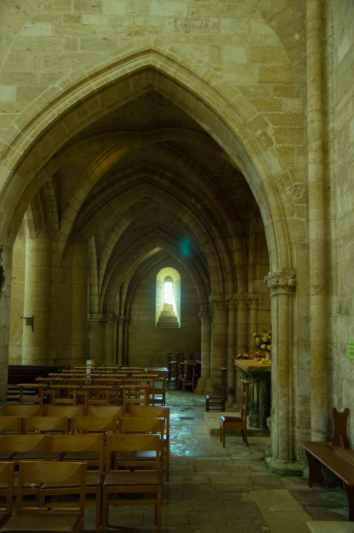 North aisle - Notre Dame d'Avioth - Avioth - France