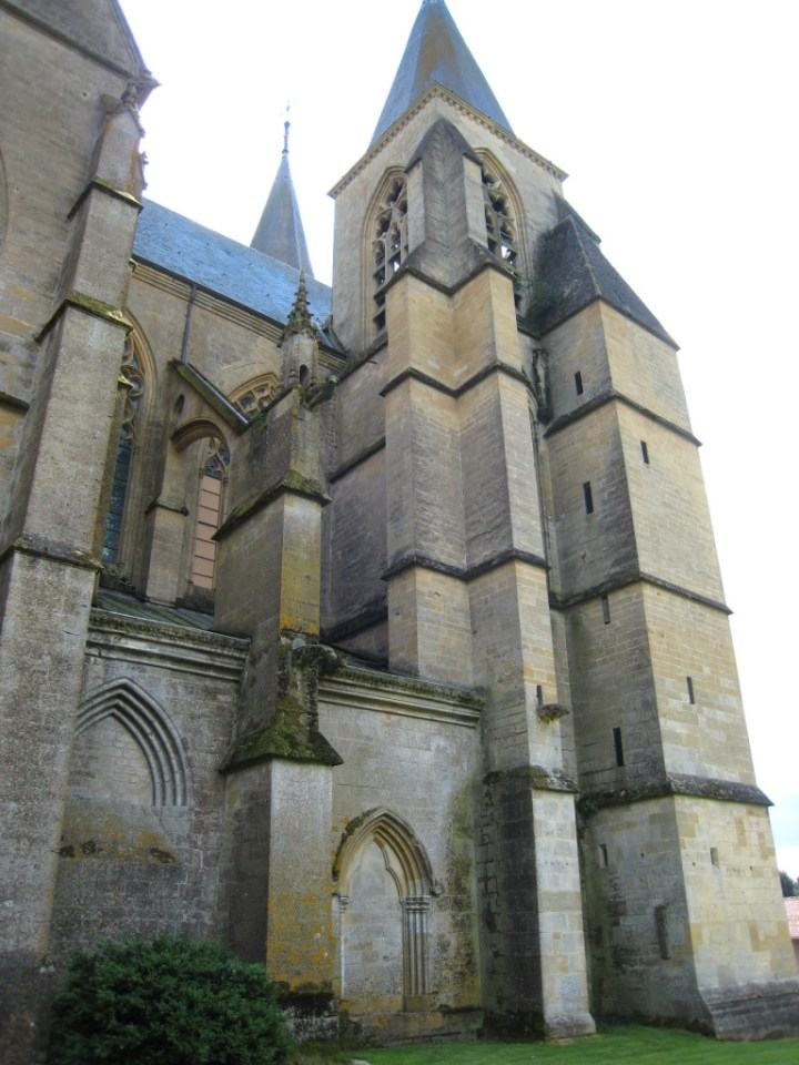North door - Notre Dame d'Avioth - Basilica - Avioth - France