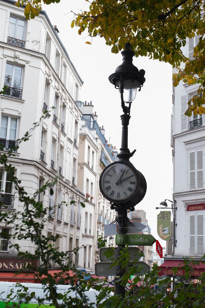 Paris - France - Montmartre