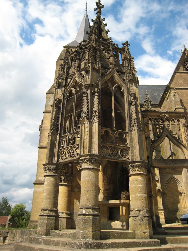 Recevresse - Notre Dame d'Avioth - Avioth - France - 2