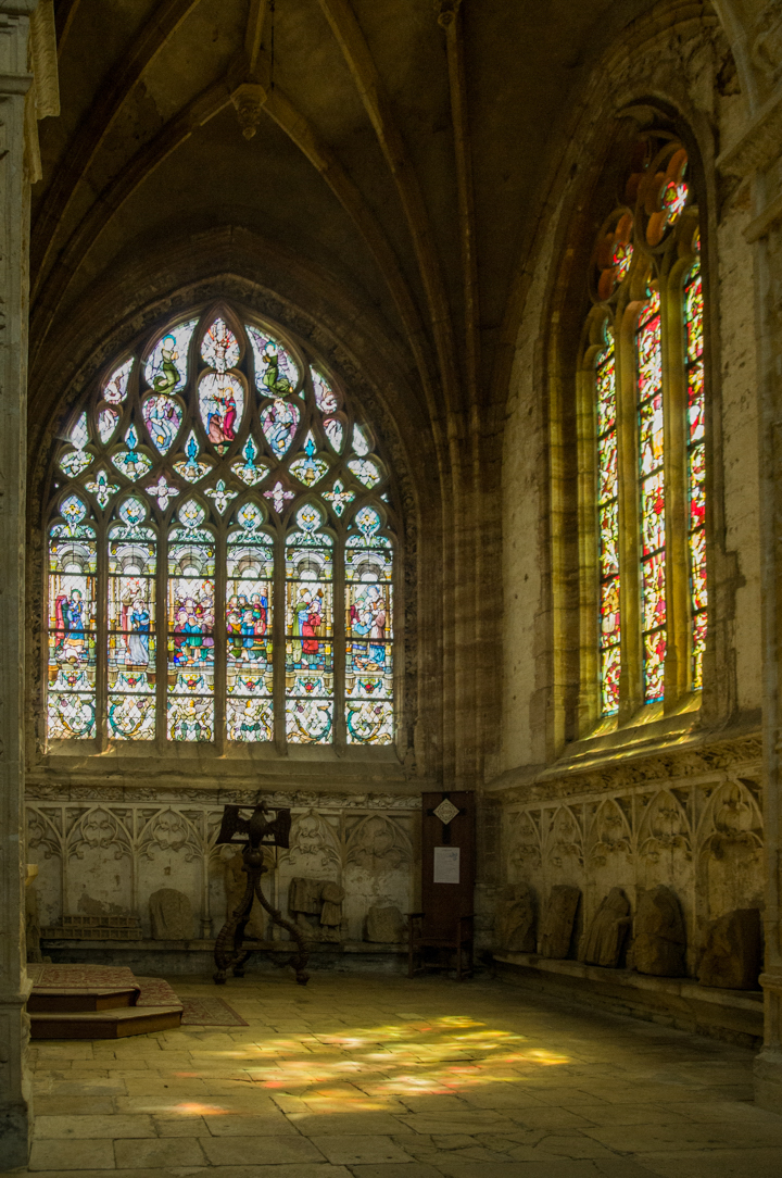 South transept - Notre Dame d'Avioth - Avioth - France