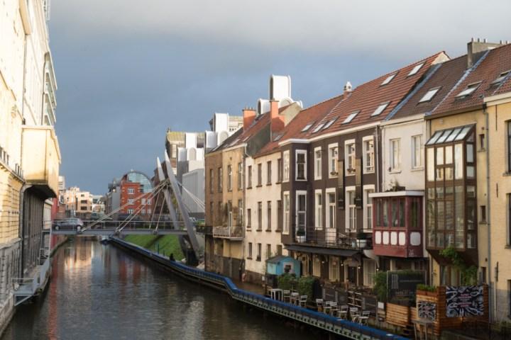 Ghent canals - Belgium