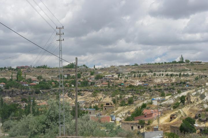 Ihlara Valley - Cappadocia - Turkey - on the way