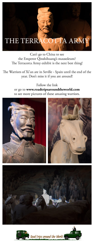 Terracotta Army -www.roadtripsaroundtheworld.com:the-warriors-of-the-terracotta-army-are-in-seville:
