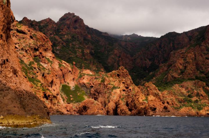 Scandola Nature Reserve - Corsica - UNESCO World Heritage