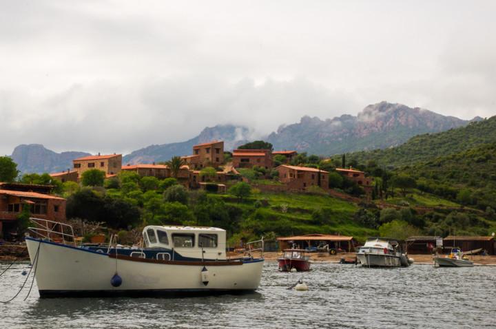 Scandola Nature Reserve - Girolata - Corsica