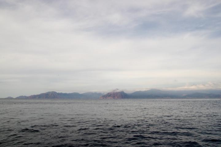 Scandola Nature Reserve in Corsica - Porto Golf