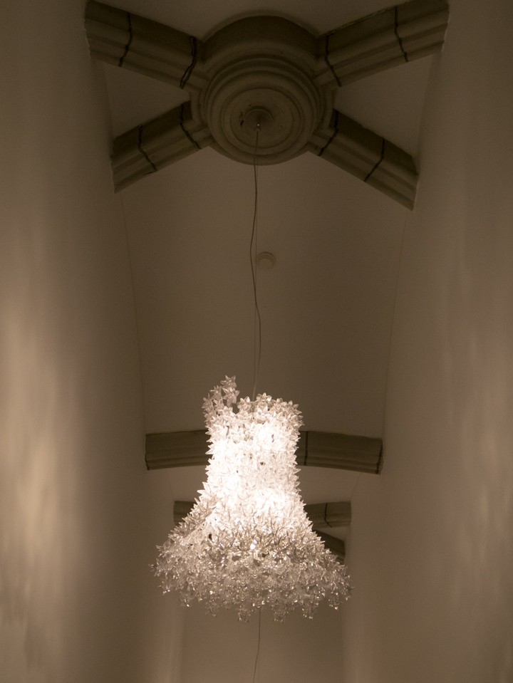Sozo hotel - Nantes - France - light and ceiling