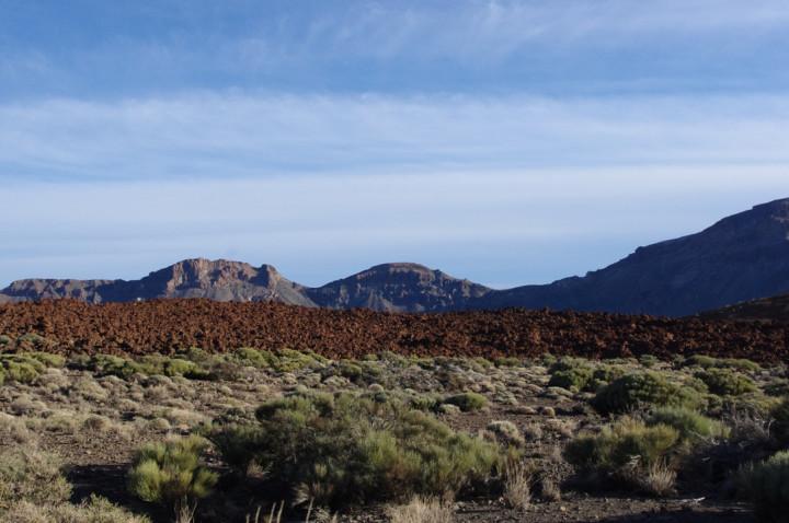 Tenerife - Spain - Mount Teide - Pico del Teide - National Park - landscape