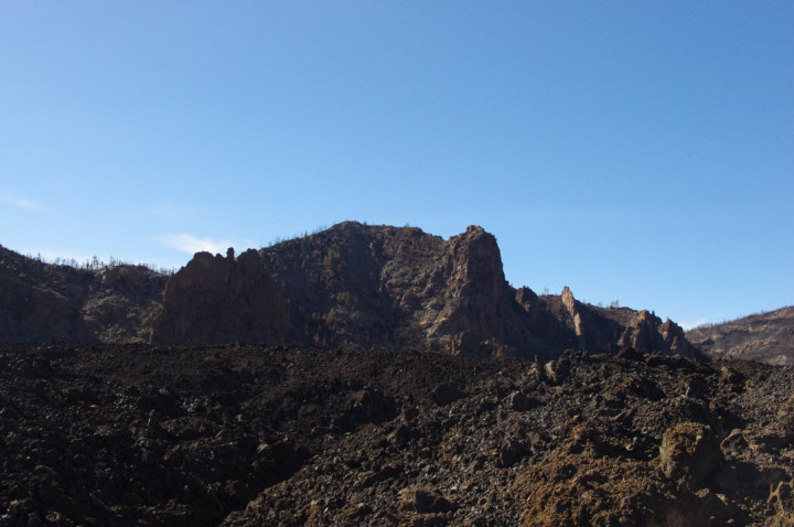 Tenerife - Spain - Mount Teide - Pico del Teide - National Park - lava rocks