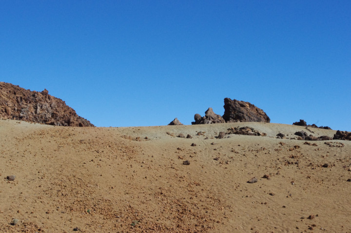 Tenerife - Spain - Mount Teide - Pico del Teide - National Park - rocks and desert