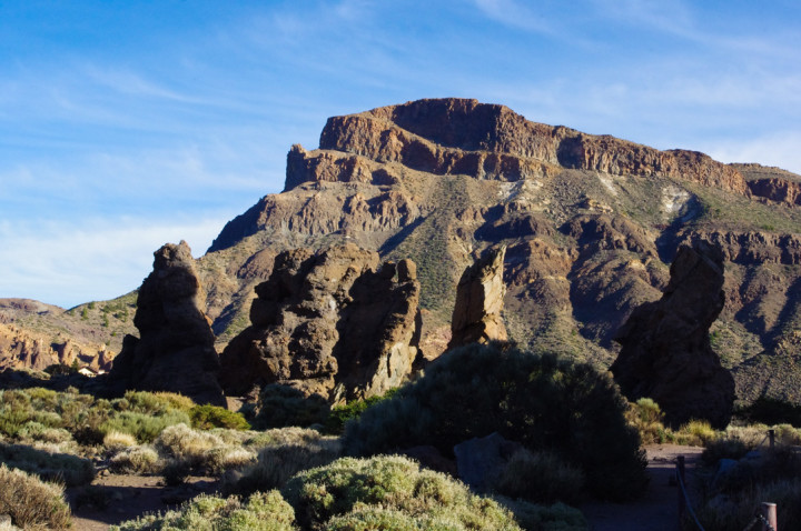 Tenerife - Spain - Mount Teide - Pico del Teide - National Park - rocks formation