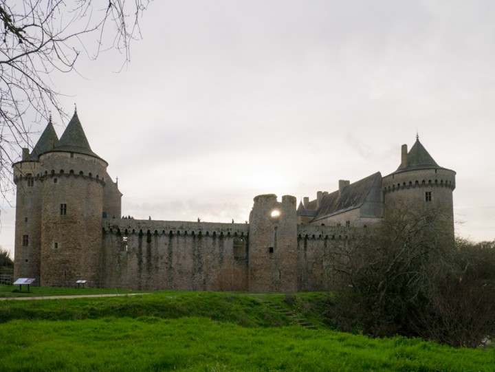 Suscinio castle - Brittany - France