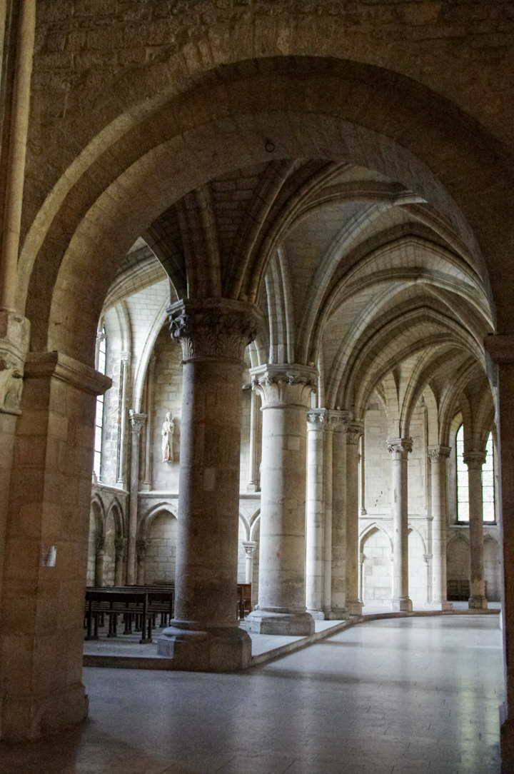 The Abbey of Saint Remi in Reims - a Romanesque jewel
