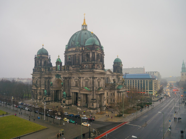 Berliner Dom - Berlin Cathedral - Berlin - Germany