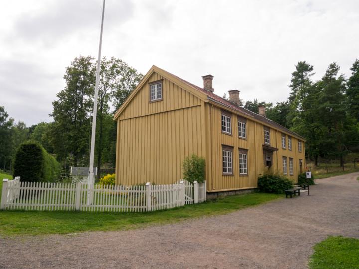 Norskfolkemuseum Oslo - Norway - open air museum - The Trøndelag Farmstead