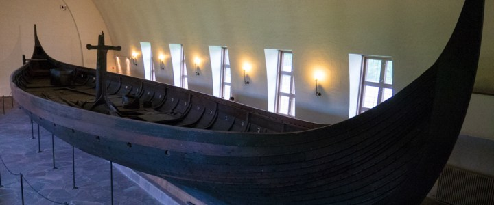 Visit of the Viking Ship Museum in Oslo