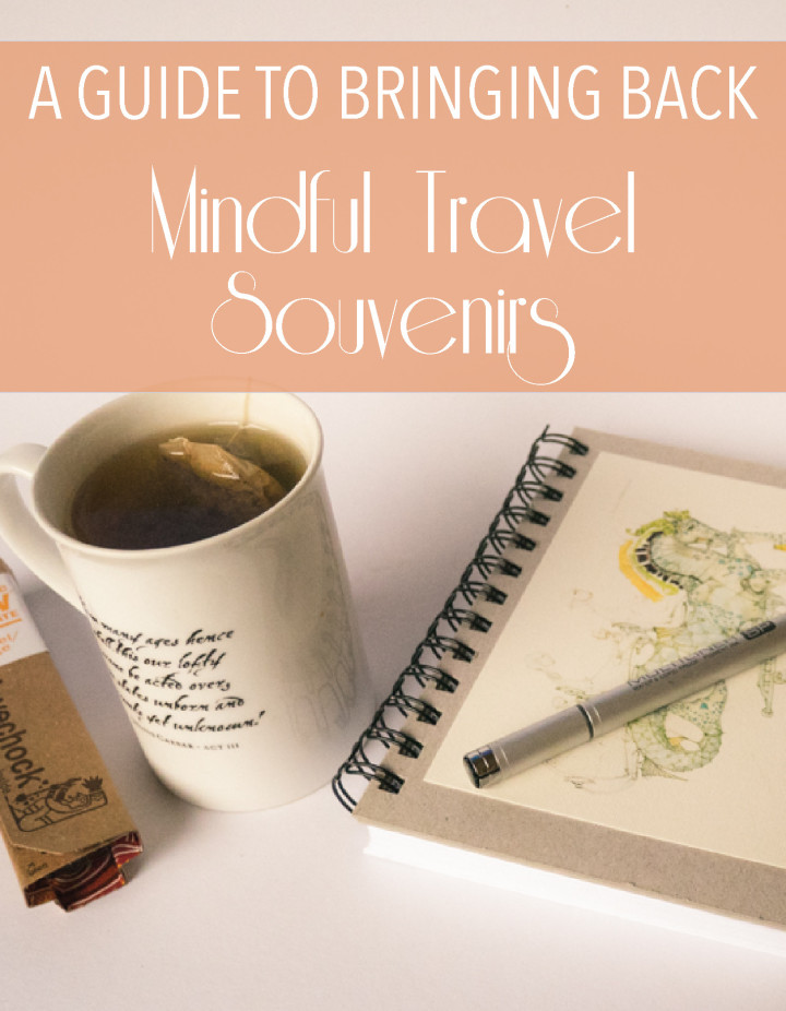 A guide to bringing back mindful travel souvenirs. Check RoadTripsaroundtheWorld.com to see great gift ideas