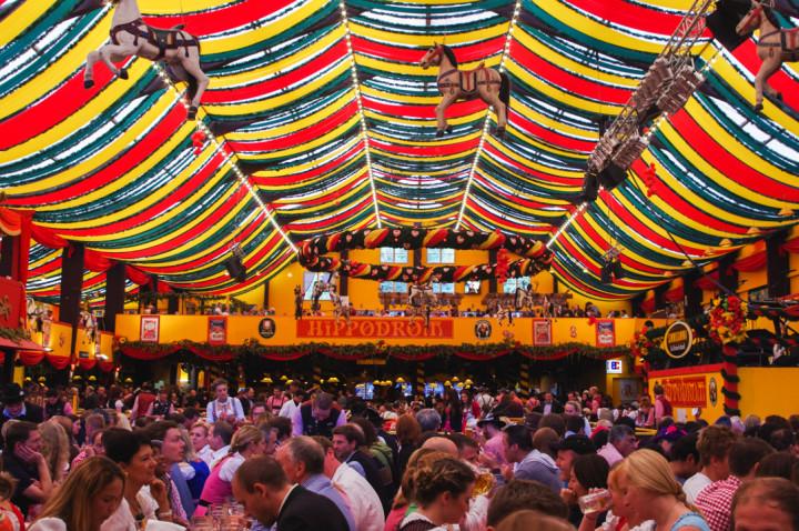 Oktoberfest in Munich, Germany - roadtripsaroundtheworld.com