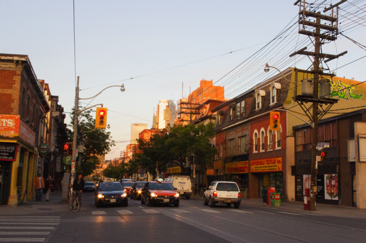 Streets of Toronto - Canada - roadtripsaroundtheworld.com