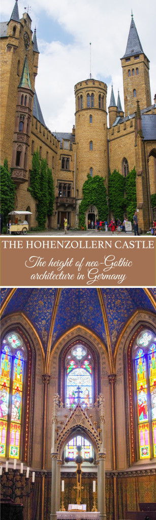 The Hohenzollern Castle, Germany - Learn more on roadtripsaroundtheworld.com