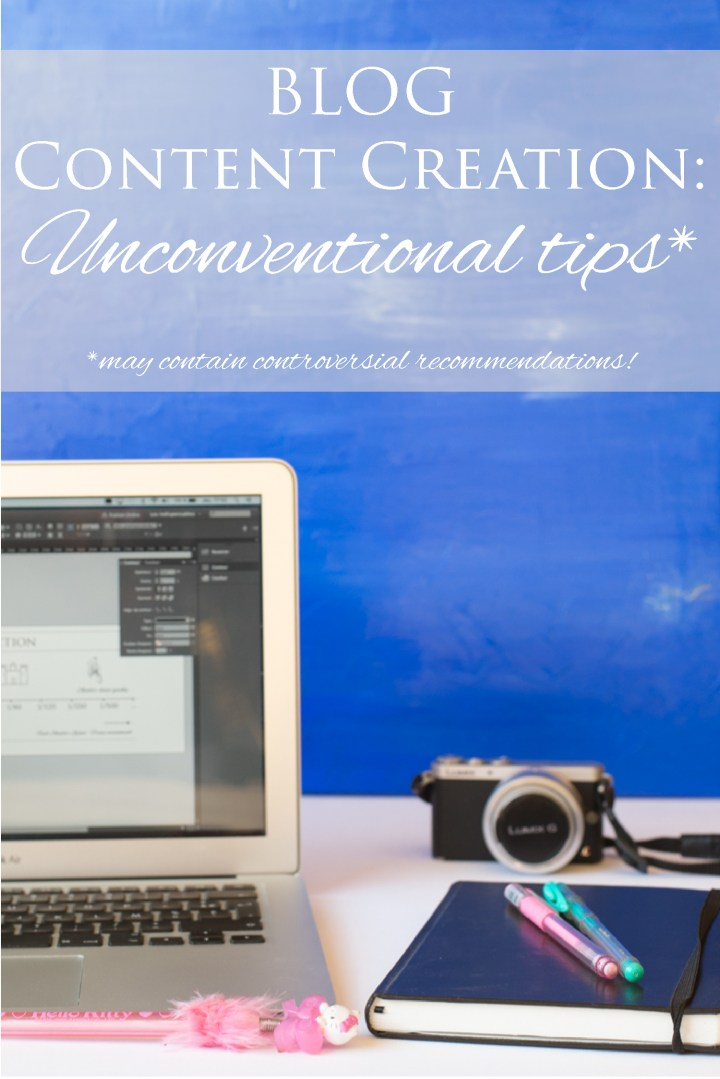 Blog Content Creation - special recommendations to remember - learn more on roadtripsaroundstheworld.com