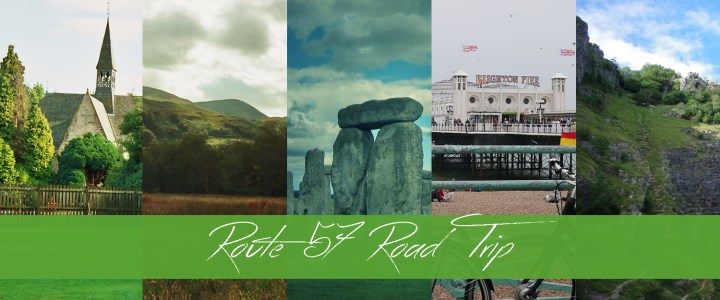 A Green Road Trip: Route 57, the ultimate UK itinerary… in an Electric Car