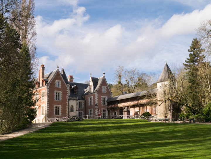The Clos Lucé, France - Find out more on roadtripsaroundtheworld.com