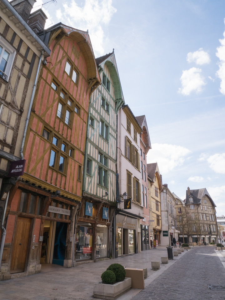 The city of Troyes, France - roadtripsaroundtheworld.com