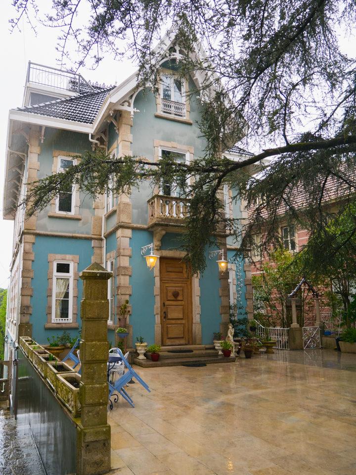 Chalet Saudade - Sintra, Portugal - Learn more on roadtripsaroundtheworld.com