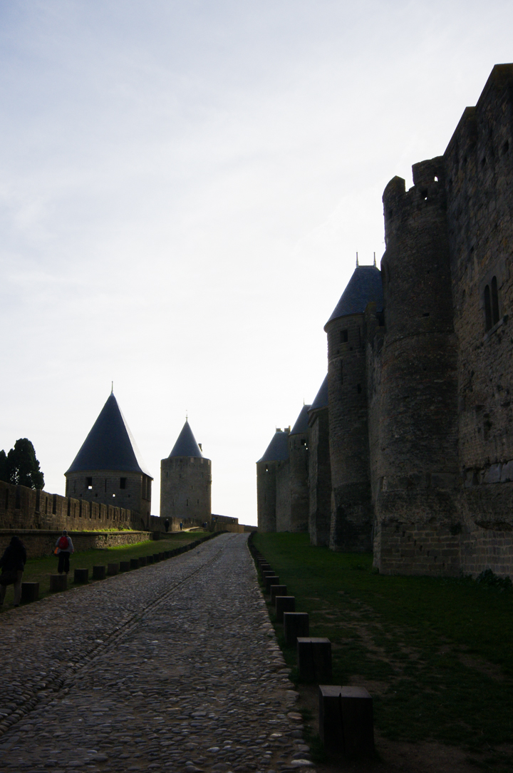 The list of Carcassonne - learn more on roadtripsaroundtheworld.com