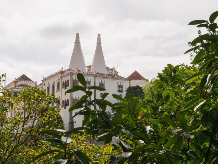 The Sintra Palace - Portugal - Learn more on RoadTripsaroundtheWorld.com