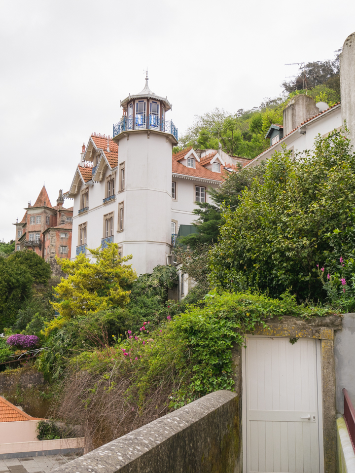 View of Sintra - Portugal - Learn more on RoadTripsaroundtheWorld.com