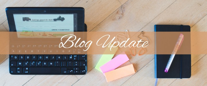 Blog Update: I'm consciously uncoupling from my agenda!