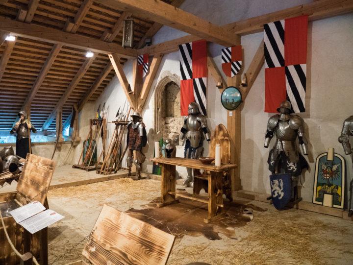 the-armoury-of-the-predjama-castle-slovenia-learn-more-on-www-roadtripsaroundtheworld-com
