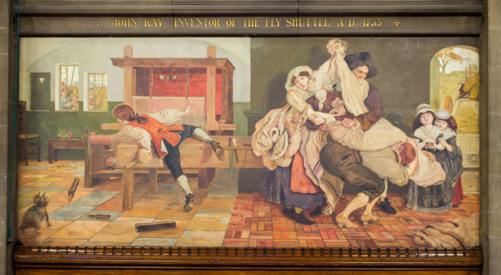 inventor-of-the-fly-shuttle-by-ford-madox-brown-manchester-town-hall-uk-learn-more-on-www-roadtripsaroundtheworld-com