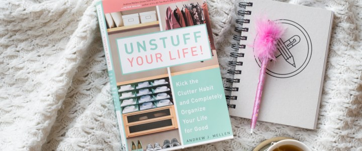 Things to do in January: Declutter your Life
