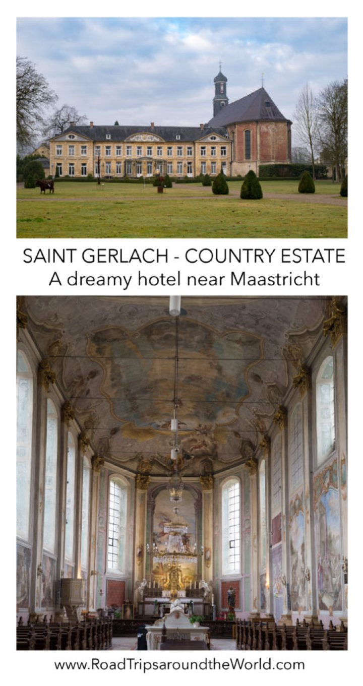 Chateau Saint Gerlach Country Estate - A dreamy hotel near Maastricht - Learn more on www.RoadTripsaroundtheWorld.com