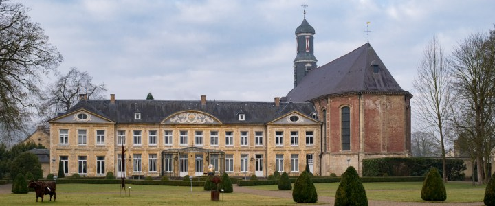 Chateau Saint Gerlach near Maastricht: A hotel you will want to visit!