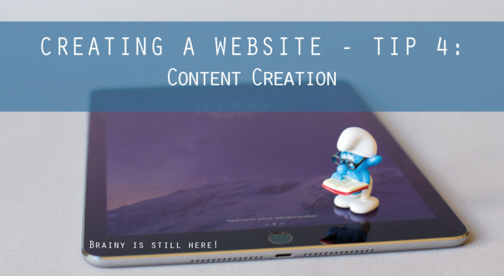Creating a Website - Content creation - Upgrade your life series on www.RoadTripsaroundtheWorld.com