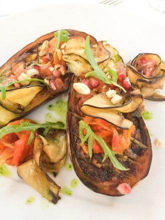 Diner at the Auberge du Jeu de Paume, Chantilly, France - www.RoadtripsaroundtheWorld.com
