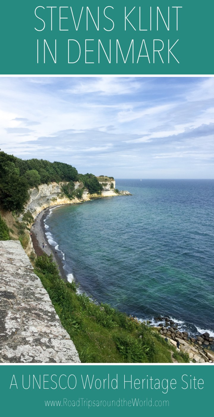 Stevns Klint in Denmark, a UNESCO World Heritage Site - www.RoadTripsaroundtheWorld.com