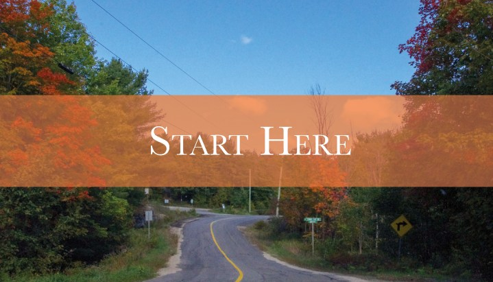 Start Here - Find your way around Road Trips around the World - www.RoadTripsaroundtheWorld.com