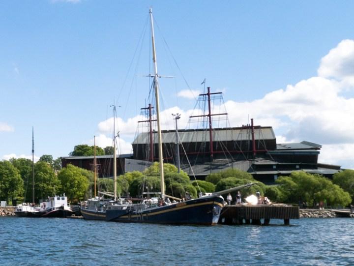 The visit of the Vasa Museum - Stockholm, Sweden - www.RoadTripsaroundtheWorld.com