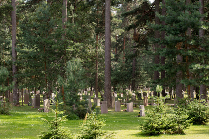 The Woodland Cemetery in Stockholm - a UNESCO World Heritage site - Visit Skogskyrkogården - www.RoadTripsaroundtheWorld.com