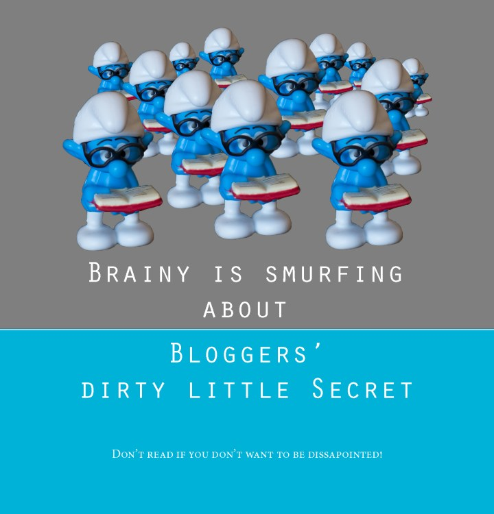 Bloggers dirty little secret - learn more on RTatW